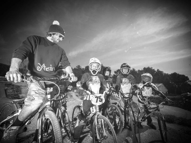 Encadrement et Stage BMX